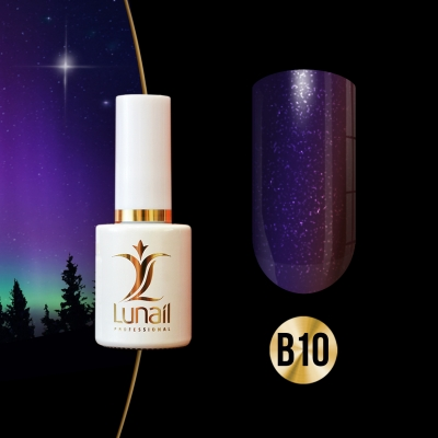 Gel polish B10 Lunail chameleon 10ml