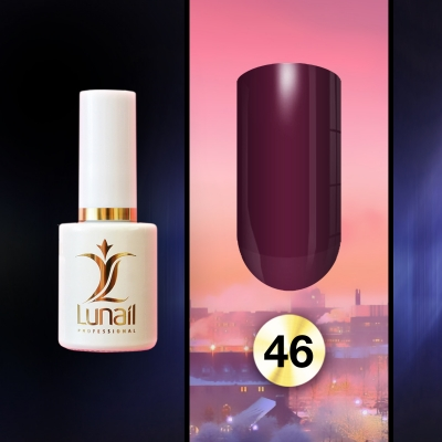 Gel polish 46 Lunail 10ml