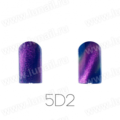 Gel polish 5D2 Lunail 10ml