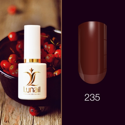Gel polish 235 Lunail 10ml