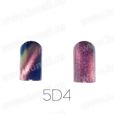 Gel polish 5D4 Lunail 10ml