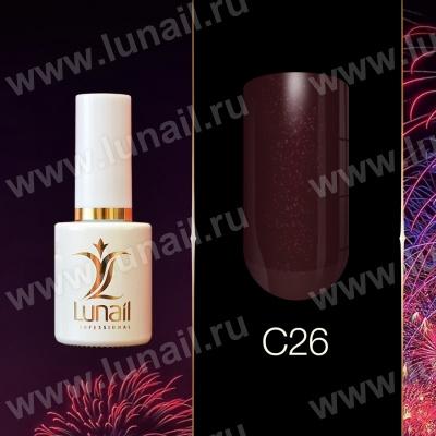 Gel-Lac C26 Lunail 10ml