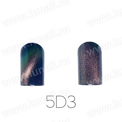 Gel polish 5D3 Lunail 10ml