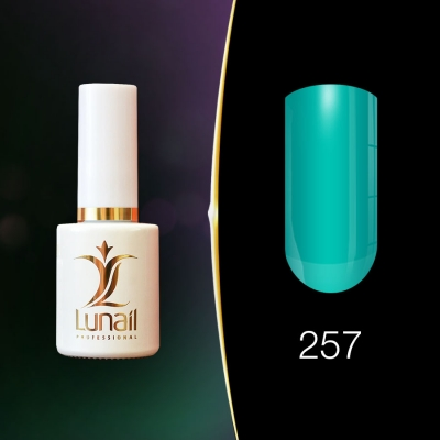 Gel polish 257 Lunail 10ml
