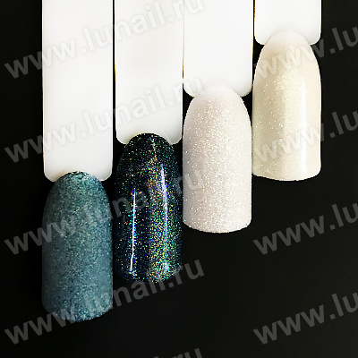 PR301 White iris (multi-colored tint) 4gr