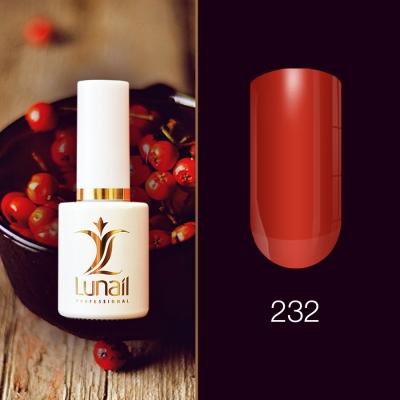 Gel polish 232 Lunail 10ml