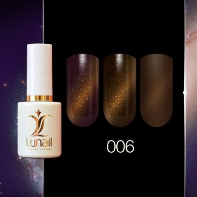 Gel polish 006 Lunail magnetic 10ml