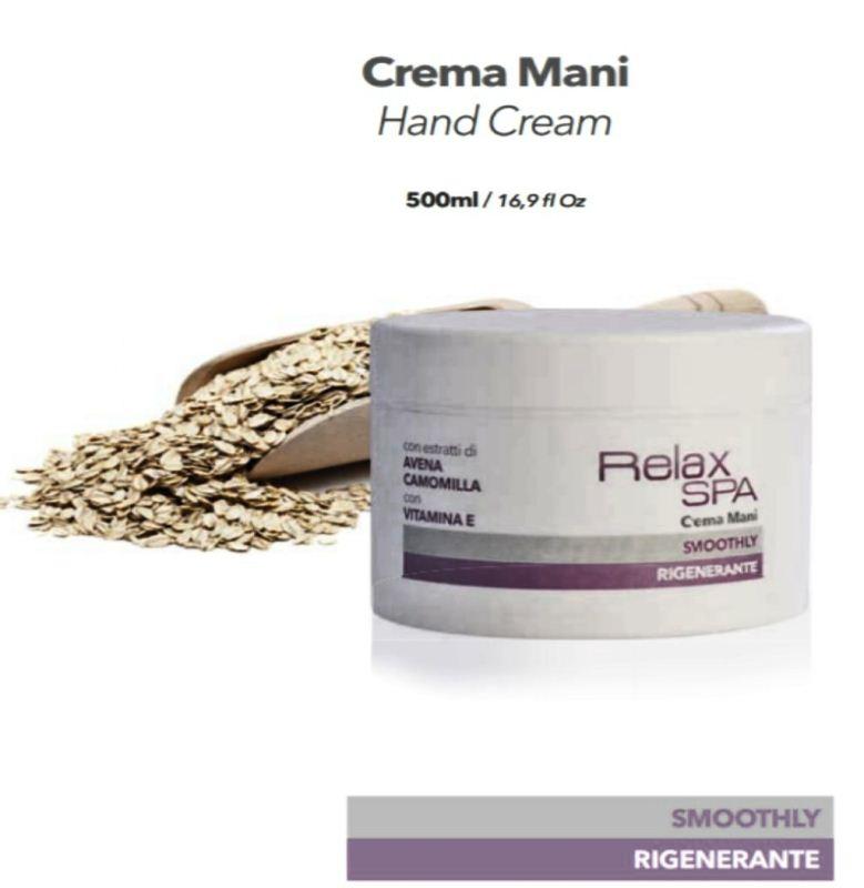 Hand Cream Mani Smoothly Regenerating 500 ml