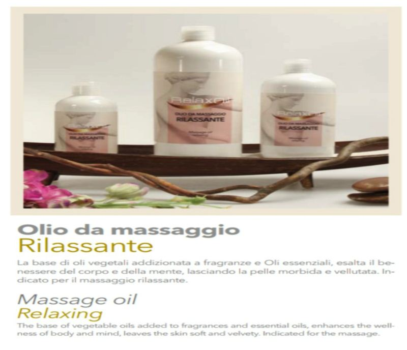 Massage Oil Relaxing 500 ml