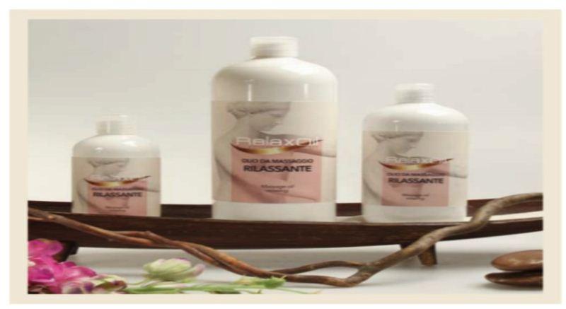 Massage Oil Relaxing 500 ml
