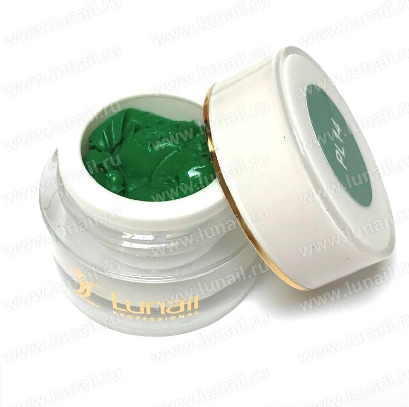 3D plasteline Lunail PL14 (green) 5 g