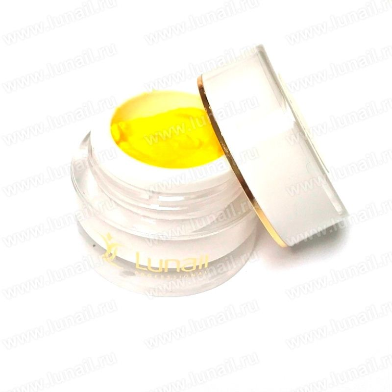 3D plasticine Lunail PL4 (yellow) 5 g
