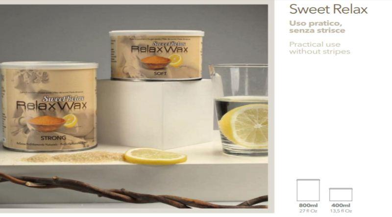 Sugar Paste Soft για αποτρίχωση χωρίς ταινίες 400 ml